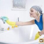 Уход за акриловыми ванными