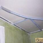 Монтаж двухуровневых потолков из гипсокартона. Часть 2 – второй уровень