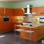 Цвета мебели для кухни. Советы по выбору и сочетаниям