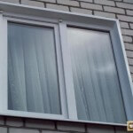 Наружные откосы пластиковых окон. Выбор материала