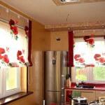 Ткань для римских штор: советы по выбору