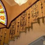 Металлические балясины для лестниц. Материалы, способы изготовления