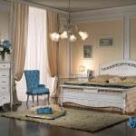 Итальянский интерьер спальни: его особенности, цвета, мебель, аксессуары