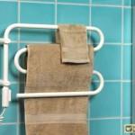 Полотенцесушитель электрический в ванную: выбор по цене, конструкции