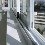 Холодное остекление балконов и лоджий алюминиевым профилем