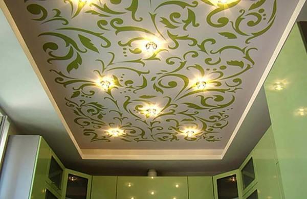 Натяжной потолок: тканевый или пвх? Что лучше?