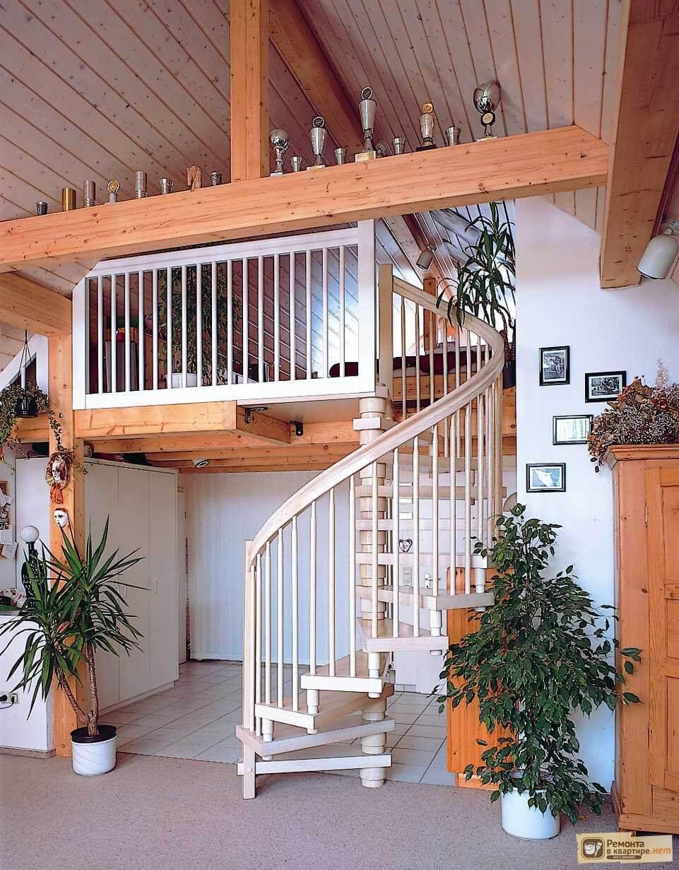 Лестница на больцах своими руками - больцевые лестницы фото.