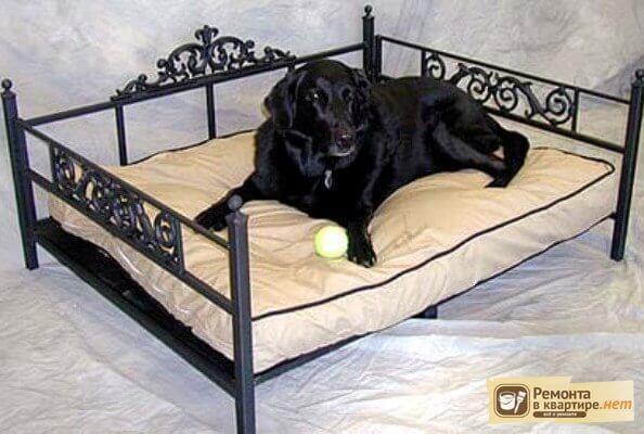 Спальное место для лабрадора