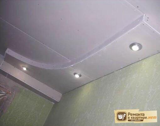 Сделать потолок дешево своими руками фото 839