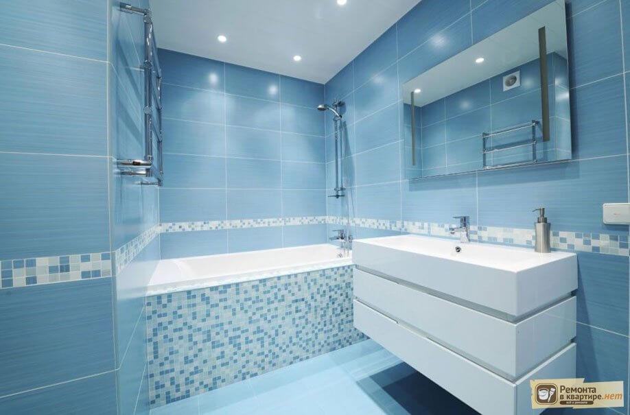 Ванные комнаты голубо розовые ванная комната красно черная